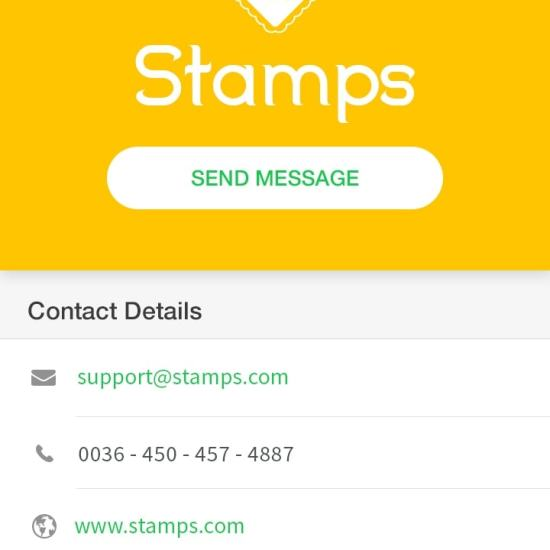 Stamps Contact Us