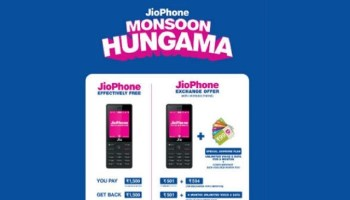 Reliance Jio DTH Dhamaka offer Full plan List & Channels List, Price