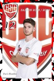 #12 Dario BANDINI