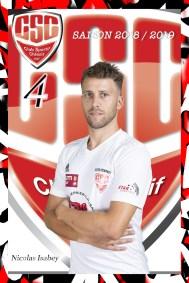 #4 Nicolas ISABEY
