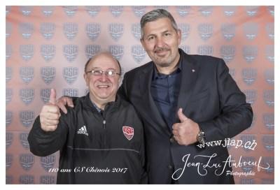 110ans CS Chênois 2017