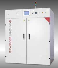 Abbildung CLEANSORB PRIMELINE, Vielseitigstes Abgasreinigungsprodukt der CS Clean Solutions