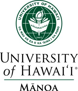 UH Manoa stacked logo