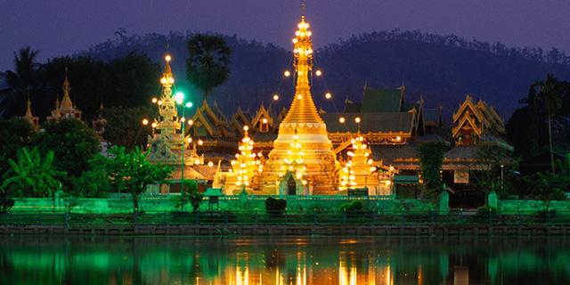 Thailand landscape crop - New Releases on Thailand