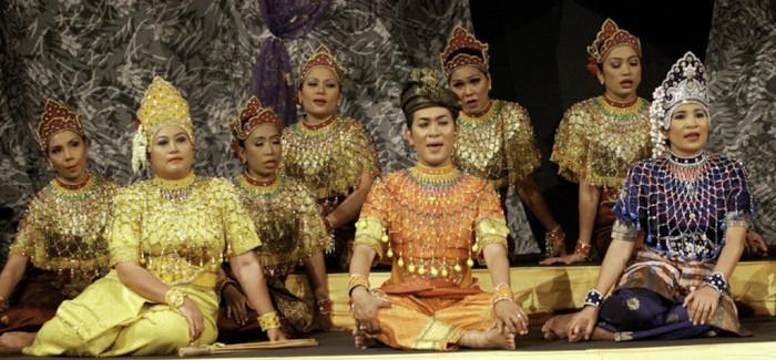 makyong - EWC Concert: Mak Yong and Wayang Kelantan