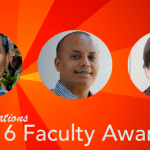 2016facultyawardees - 2016 Faculty Awards