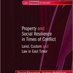 Property Social Reliance East Timor - New Releases on Timor-Leste