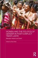 Women Gender Timor Leste  199x300 - New Releases on Timor-Leste