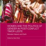 Women Gender Timor Leste  - New Releases on Timor-Leste