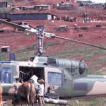 SOS Huey in Laos 640X320 - America's Secret War in Laos