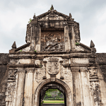 slider image of fort santiago, philippines