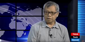 screen grab of Patricio Abinales video interview