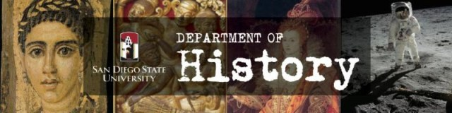 SDSU Department of History