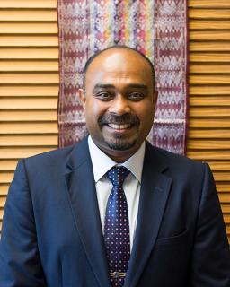 Dr. Mohd Mizan Mohammad Aslam