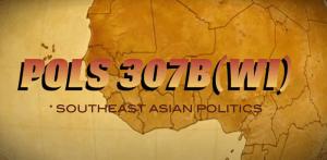 Southeast Asian Politics