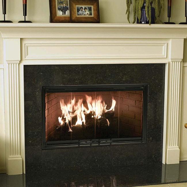 Heatilator Element Wood Fireplace