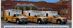 Augusta County Seeking EMS Providers