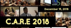 Save the Date! C.A.R.E. 2018 - December 15, 2018