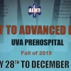 UVA Prehospital Program Offering Advanced EMT Course - Fall 2019