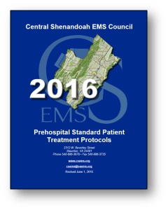 2016 csems protocols released