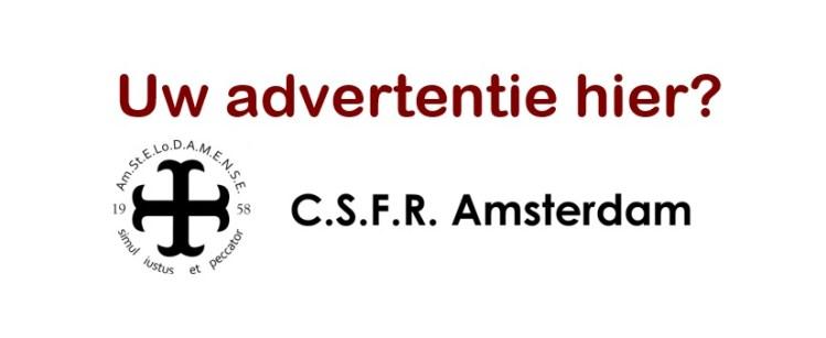 Advertentie-csfr
