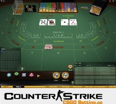 Baccarat CS GO Games