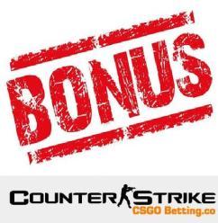 CS GO Bonuses and Free Bets