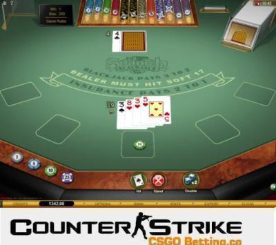 CS GO Spanish Blackjack Games