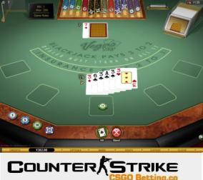 CS GO Vegas Strip Blackjack Games