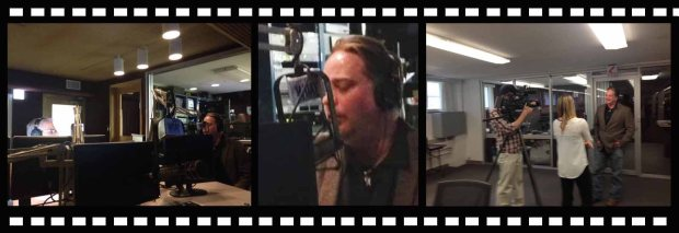 Interviewed on radio talk show 970 WDAY by Christopher Gabriel, and with WDAY television. October 2014