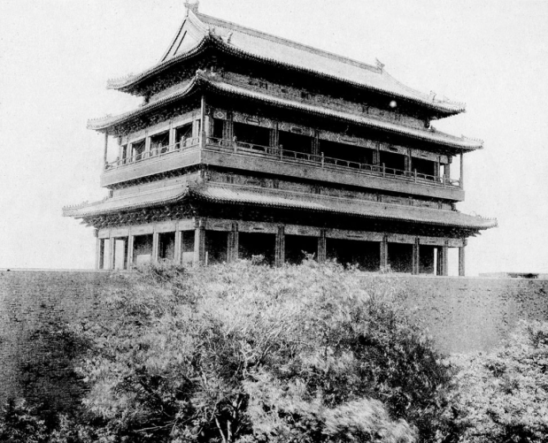 The Shun-chih Gate, Tartar Wall - online sources