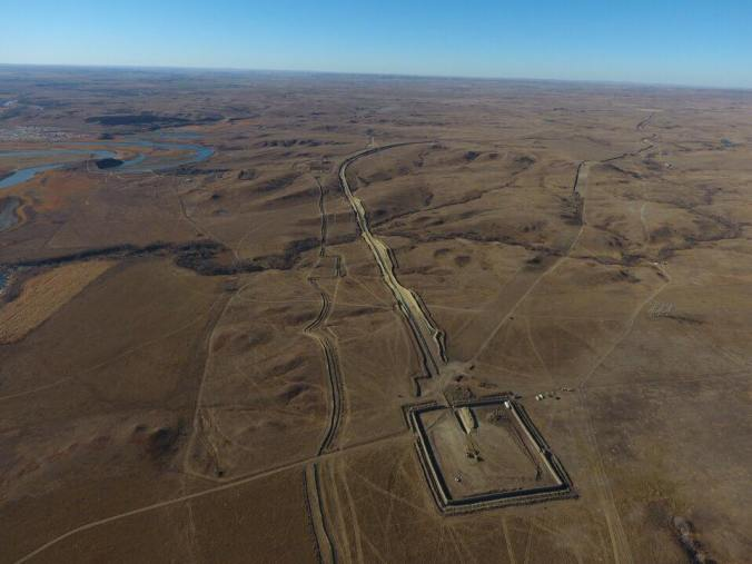 dapl-drill-pad-less-than-a-quarter-of-a-mile-from-missouri-river-photo-provided-by-myron-dewey
