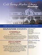 Cold Spring Harbor Library - Newsletter