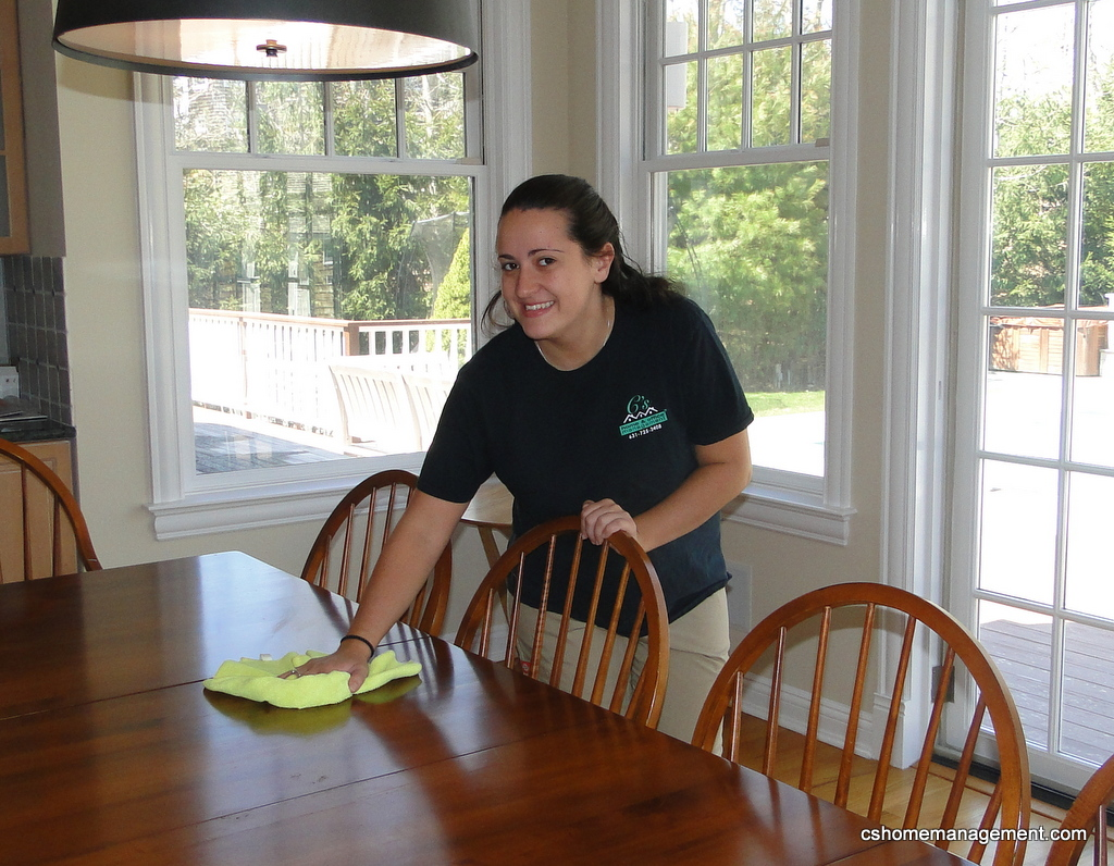 House Cleaning 101 Wood Furniture Care Cs Home Management