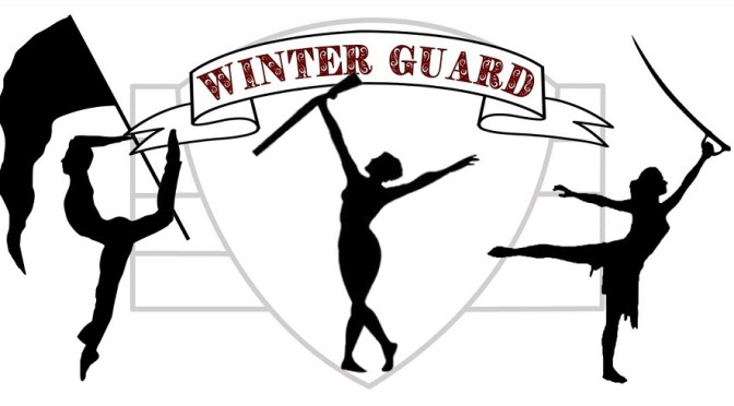 winter guard clear springs high school band. Black Bedroom Furniture Sets. Home Design Ideas