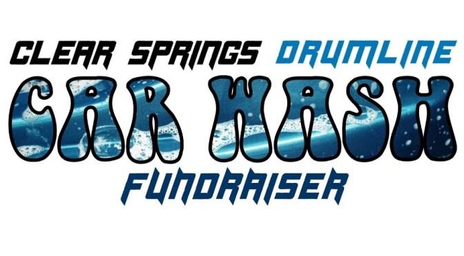 Cshs Drumline Car Wash Fundraiser Clear Springs High School Band