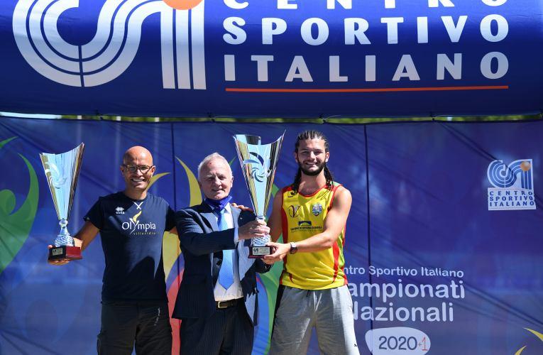 23° Campionato Nazionale di Atletica Leggera. Le società sarde in evidenza portano a casa 4 medaglie d'oro, 7 d'argento e 7 di bronzo.