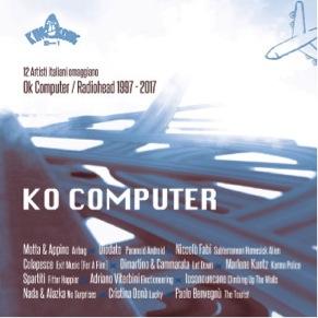 La copertina di KO Computer