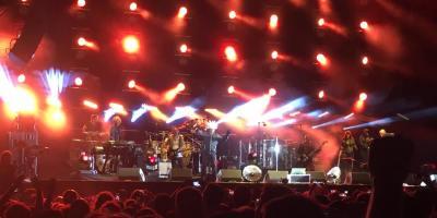 Jamiroquai live @ Visarno Arena