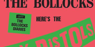 Sex Pistols - la copertina del libro