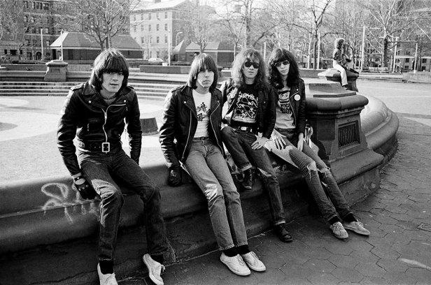 Foto di Danny Fields - Ramones