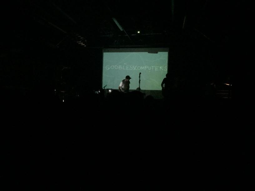 Godblesscomputers live @TPO Bologna
