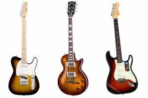 Le chitarre celebrate da Seven Decades Live