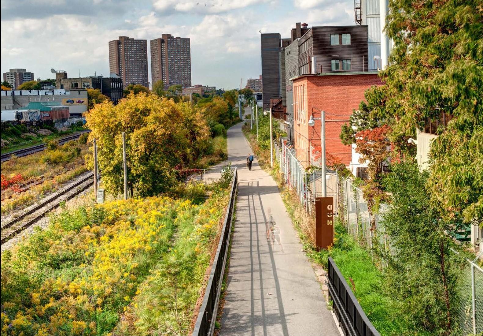 West Toronto Railpath Csla