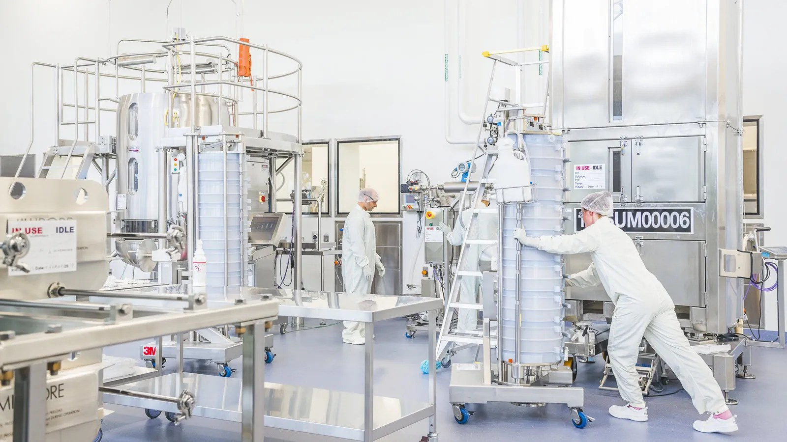 csl starts manufacturing a potential