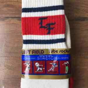 Left Field NYC Tube Socks