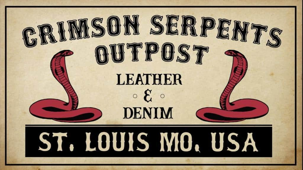Crimson Serpents Outpost Logo