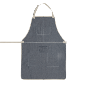 Knife and Flag Denim Classic Apron