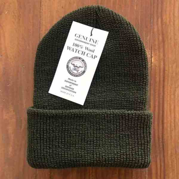 17c730be5045a Rothco Wool G.I. Watch Cap - Crimson Serpents Outpost