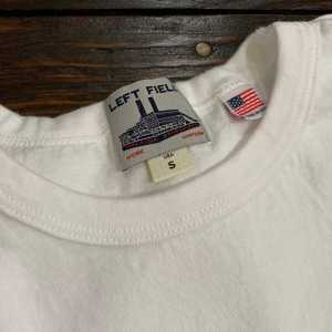 Left Field NYC Work Uniform Pocket Tee
